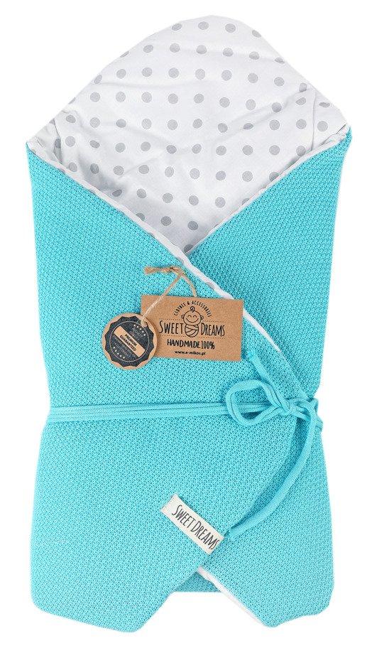 Neugeborenes Baby Weich Warm Wrap Decke Swaddle Wickeldecke für 0-12 Monat Baby